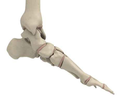 バレエ障害、三角骨による痛みと治療、バレエ治療院あんじゅ