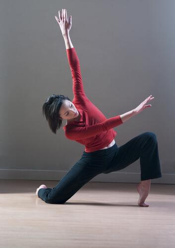バレエの姿勢づくり、ターンアウト改善、バレエ治療院あんじゅ