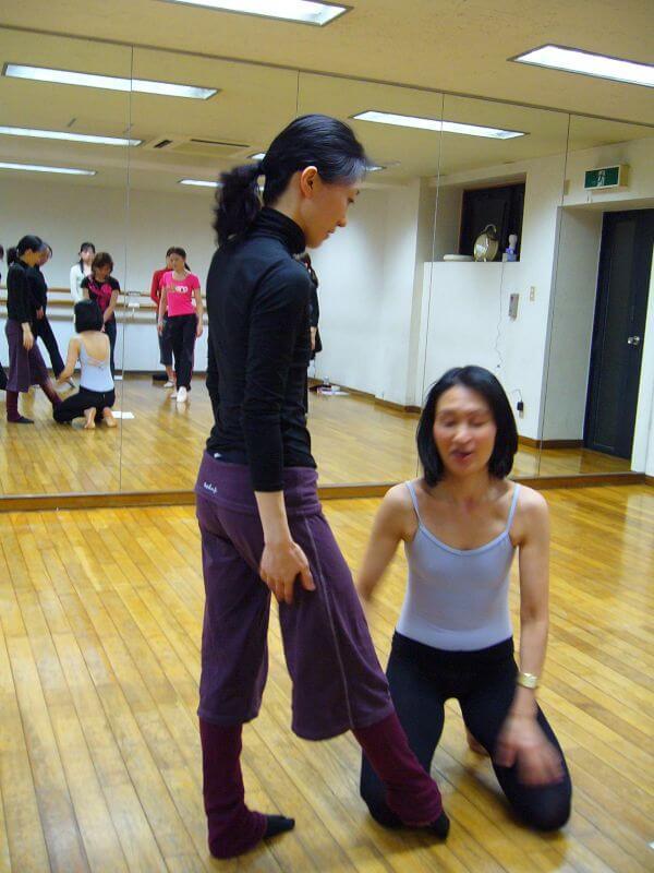 バレエ解剖学講師、活動レポート_2013、バレエ治療院あんじゅ