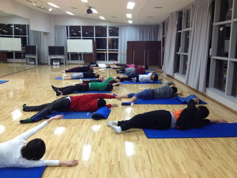 活動レポート2014_4、バレエ治療院あんじゅ