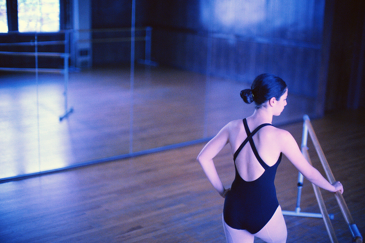 バレエレッスン、バレエ・ダンスのための治療院、バレエ治療院あんじゅ