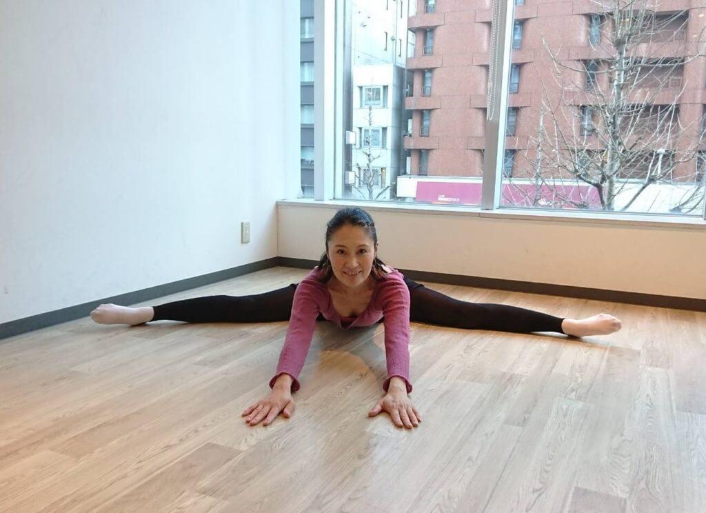 開脚改善、バレエのためのトレーニング、バレエ・ダンス、バレエ治療院あんじゅ